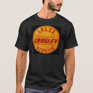 vintage crosley sales and service sign T-Shirt