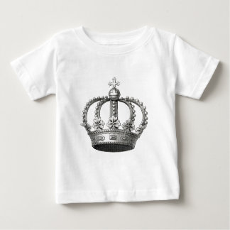 Vintage Crown Baby T-Shirt