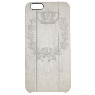 Vintage Crown iPhone 6/6s+ Clearly™ Deflector Clear iPhone 6 Plus Case