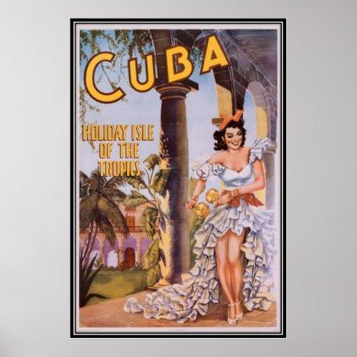 Vintage Cuba - Impresiones