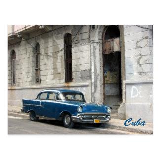 vintage cuba postcards
