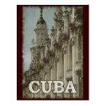 Vintage Cuba Tarjeta Postal