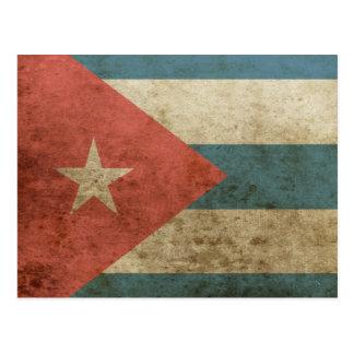 Vintage Cuba Postal