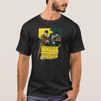 Vintage Cubano Club Cigars T-Shirt