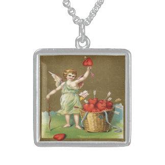 Vintage, Cupid Angel, Arrows, Hearts Jewelry