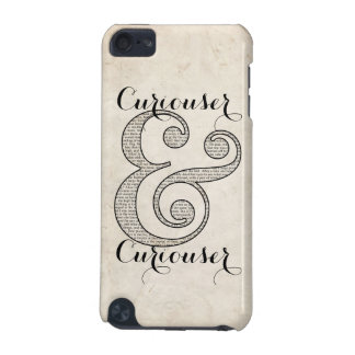 Vintage Curiouser And Curiouser iPod Touch Case
