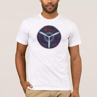 Vintage Curtiss Propeller Shirt Front / Back Logos