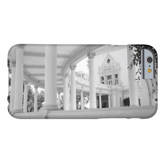 Vintage Curved Colonnade Barely There iPhone 6 Case