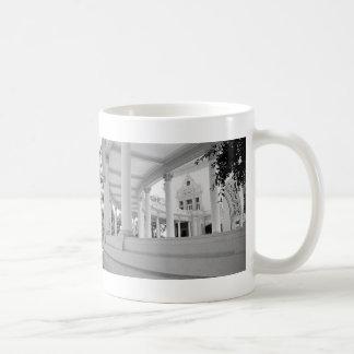 Vintage Curved Colonnade Coffee Mug
