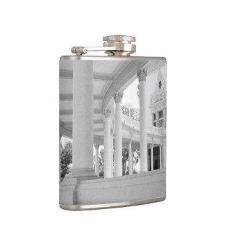 Vintage Curved Colonnade Flask
