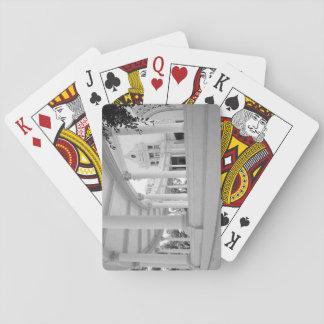 Vintage Curved Colonnade Card Deck