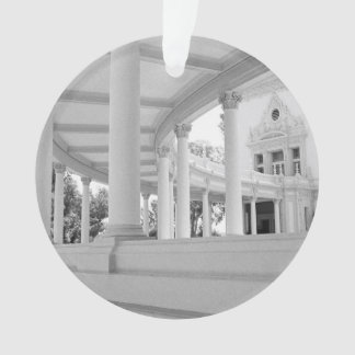 Vintage Curved Colonnade Ornament