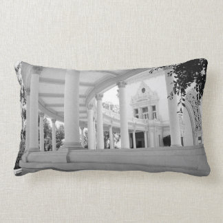 Vintage Curved Colonnade Pillow