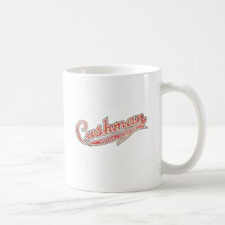 Vintage Cushman Designs Coffee Mug