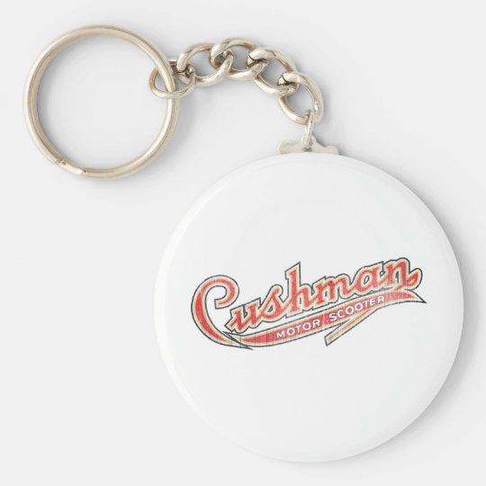 Vintage Cushman Designs Keychain