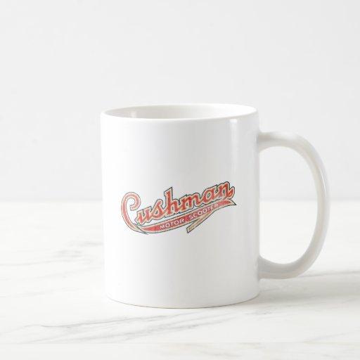 Vintage Cushman Designs Mug