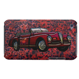 Vintage Custom 1947 Alpha Romeo 6C 2500 Sport Car Barely There iPod Cover