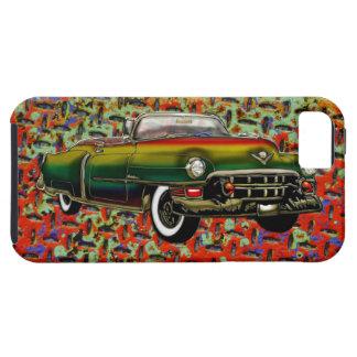 Vintage Custom 1953 Cadillac El Dorado iPhone SE/5/5s Case