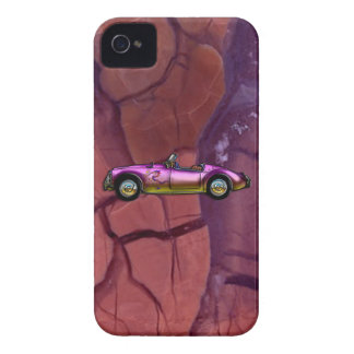 Vintage Custom 1961 MG MGA Twin Cam Roadster Case-Mate iPhone 4 Cases