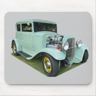 Vintage Customized Car Mouse Pad