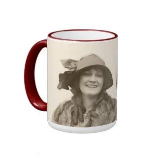 Vintage Cuties mug mug
