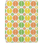 Vintage Cutlery Pattern iPad Smart Cover