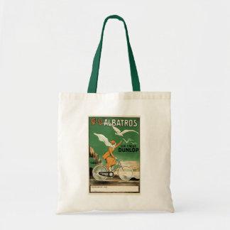 Vintage Cycles Albatros Tote Bag