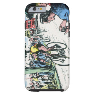 Vintage Cycling iPhone 6 Case