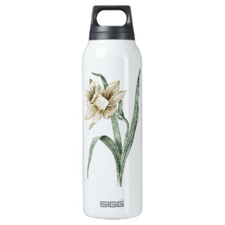 Vintage Daffodil SIGG Thermo 0.5L Insulated Bottle