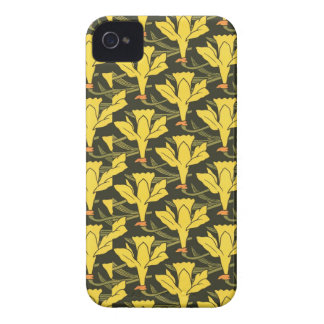 Vintage Daffodils iPhone 4 Case-Mate Case