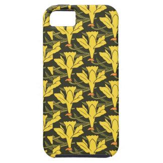 Vintage Daffodils iPhone SE/5/5s Case