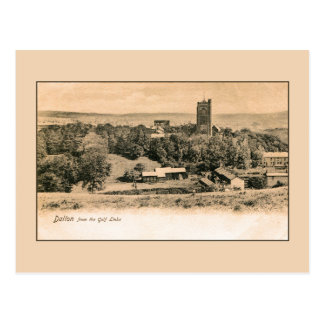 Vintage Dalton in Furness from the Golf Links Postcard