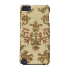 Vintage Damask (2) Ipod Touch 5g Cover at Zazzle