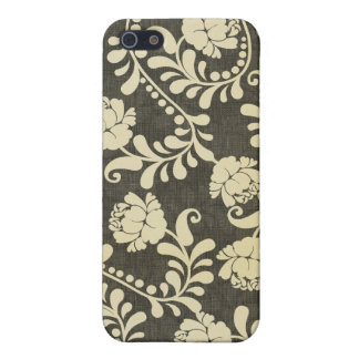 Vintage Damask, Floral and Abstract Mugs, Gifts iPhone SE/5/5s Cover