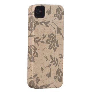 vintage damask floral iphone 4 case-mate cases
