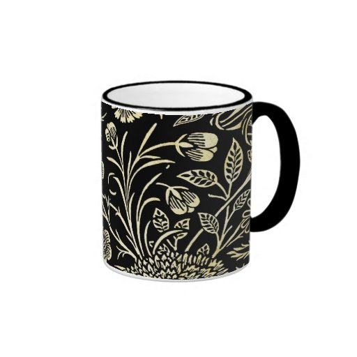 Vintage Damask, Florals, Abstracts Mugs and Gifts