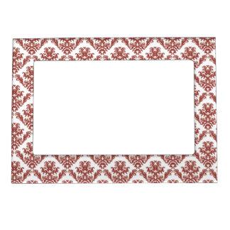 Vintage Damask Frame Design - 4B