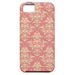 Vintage Damask iPhone 5 Case