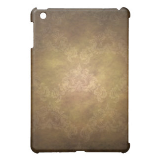Vintage Damask Wallpaper Gold iPad Speck Case iPad Mini Covers