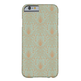 Vintage damasked case barely there iPhone 6 case