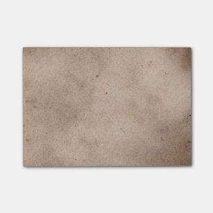 old parchment post it notes zazzle