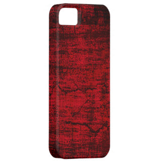 Vintage Dark Red Abstract Background iPhone SE/5/5s Case