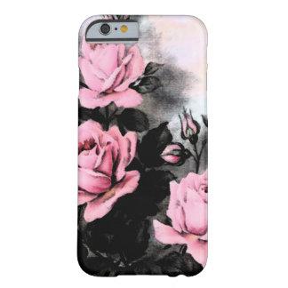 Vintage Dark Roses iPhone 6 Case