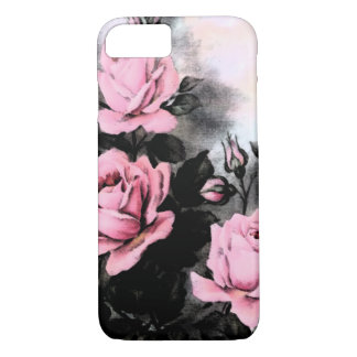 Vintage Dark Roses iPhone 8/7 Case