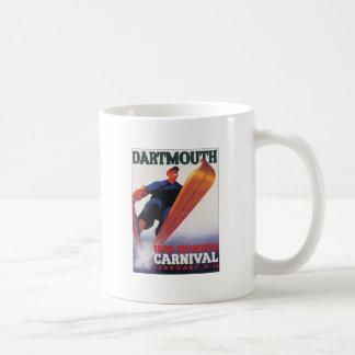 Vintage Dartmouth Winter Carnival Coffee Mug
