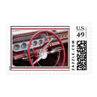 Vintage Dashboard Stamp