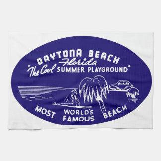 Vintage Daytona Beach Hand Towels