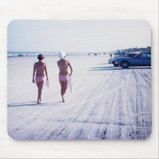 Vintage Daytona Beach Mouse Pad