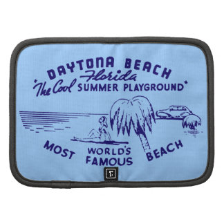 Vintage Daytona Beach Planner