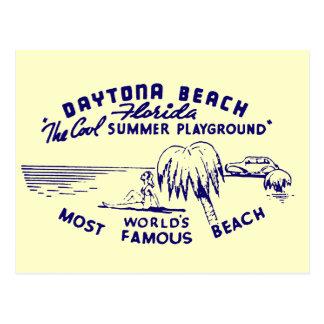 Vintage Daytona Beach Postcards